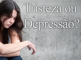Entenda a diferença entre depressão e tristeza